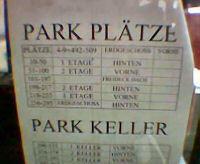 Plaetze parken