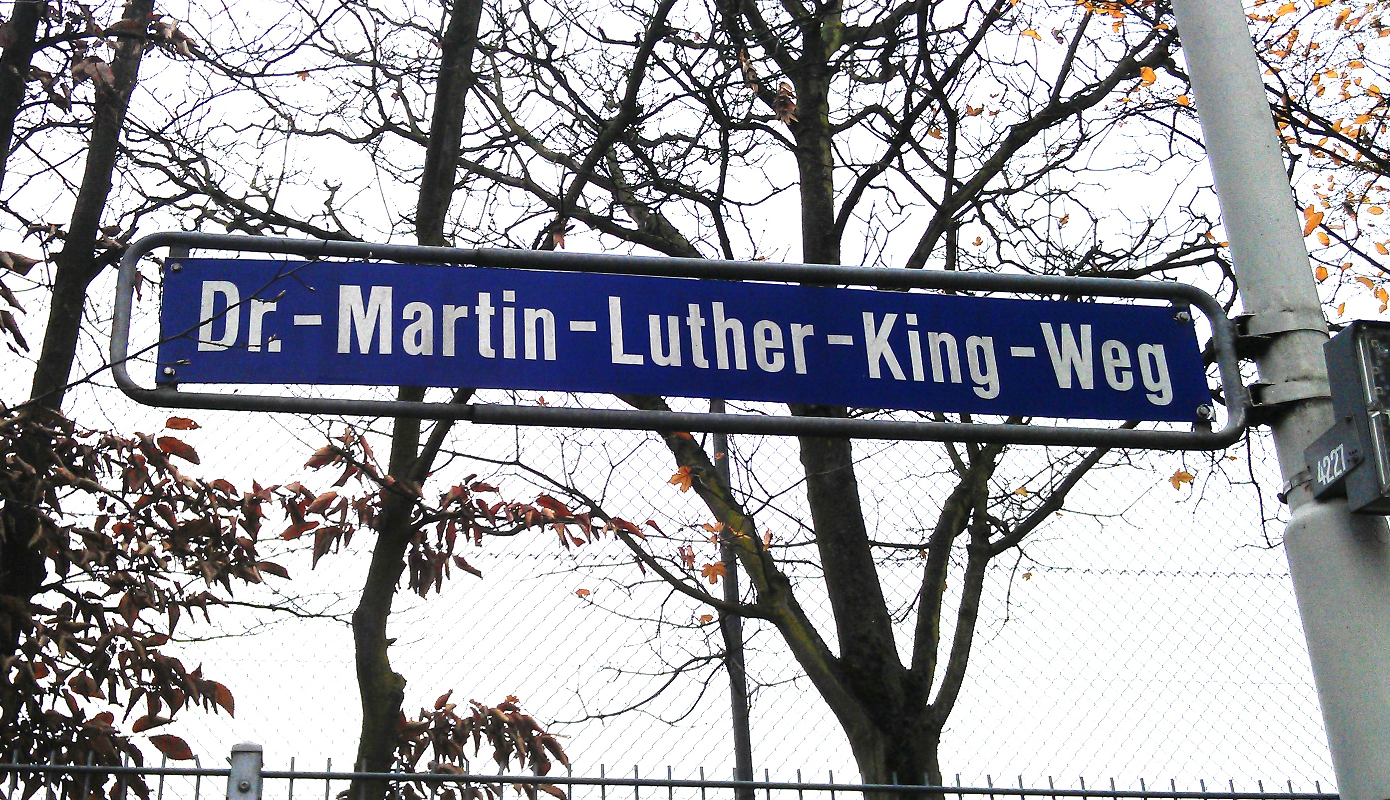 Dr.-Martin-Luther-King-Weg